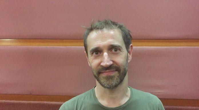 Borja Izaola, arquitecto, antropólogo, coach y consultor de eficiencia energética