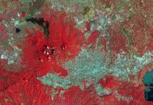 Indra satelite de observacion de la Tierra
