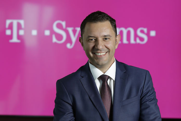 Osmar Polo, director general de T-Systems Iberia