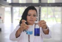 La doctora María Guadalupe Pérez García