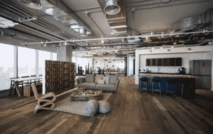 Visa Innovation Studio Tel Aviv.