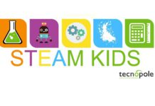 STEAM kids tecnopole