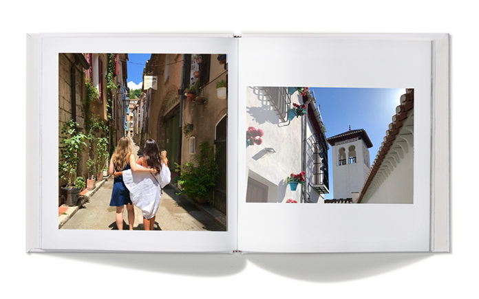 Google Photo Book album de fotos
