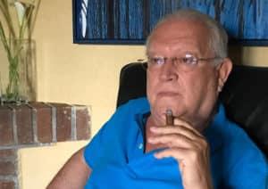 Juan Jesús Armas Marcelo, uno de los impulsores del Festival Hispanoamericano de Escritores
