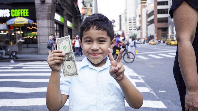 NESI y WEAll en el Free Money Day