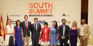 mapa del emprendimiento south summit