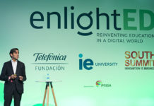 EnlightED educacion Telefonica South Summit