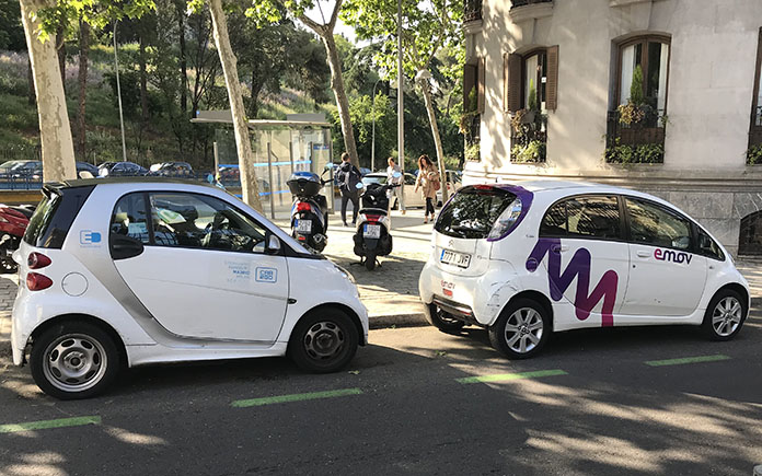Car2go Emov