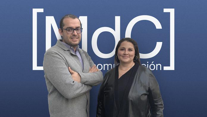 Raúl Valencia e Itzamara Sobrino, Country Managers de Marco México