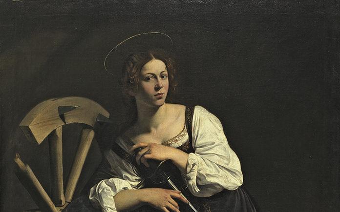 Museo Thyssen Caravaggio restauracion