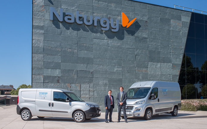 Naturgy Fiat Professional