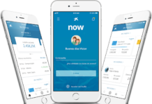 Aplicación móvil CaixaBank Now App