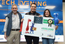 DjProfile.TV gana el último Tech Evening de Start-Up Chile