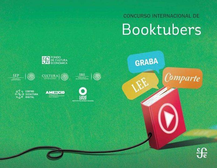 Concurso booktubers Fondo de Cultura Económica