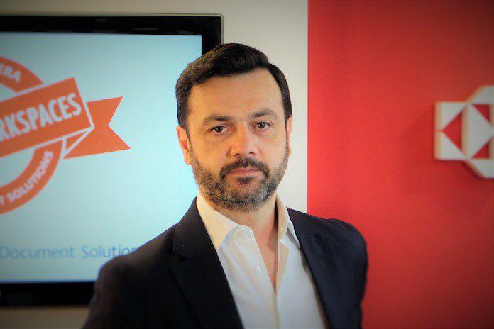 José Luis Alonso, director general de Kyocera Document Solutions España