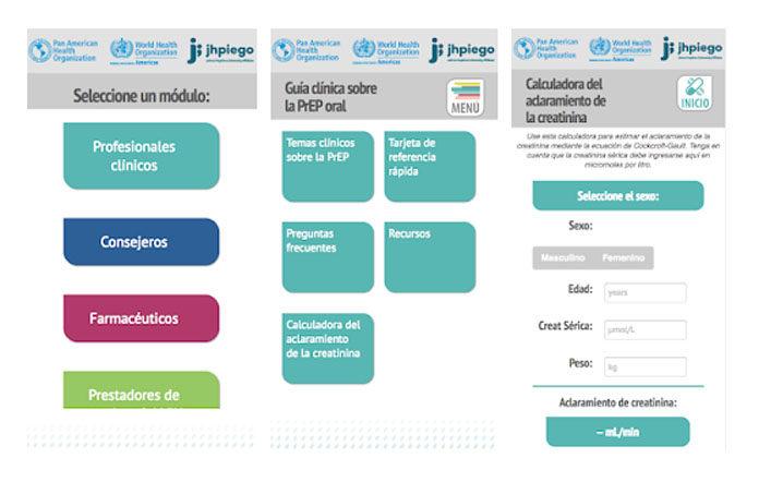 Aplicación para impulsar la píldora que puede prevenir el VIH (PrEP) en América Latina