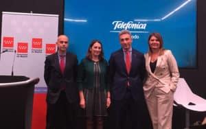 Telefonica Comunidad de Madrid pymes