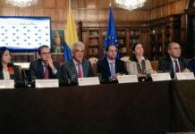 UE destinará 14,6 millones de euros al desarrollo de Colombia