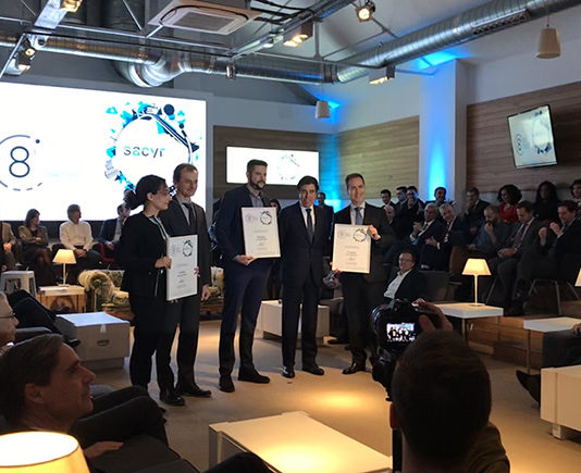 Premios Sacyr a la Innovacion