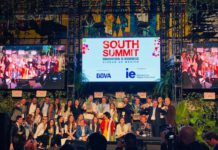 Clausura de South Summit México