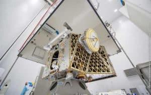BepiColombo satelite Sener