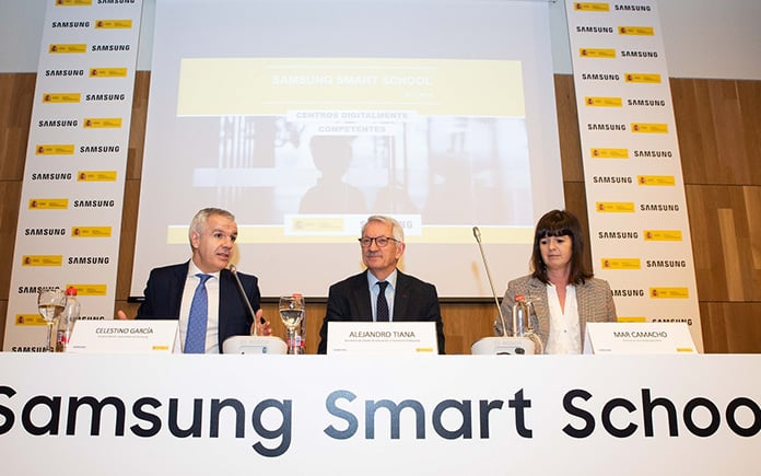 Samsung Smart School educacion