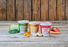 lidl yogures verduras