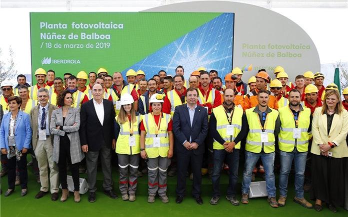 Extremadura Iberdrola sostenibilidad
