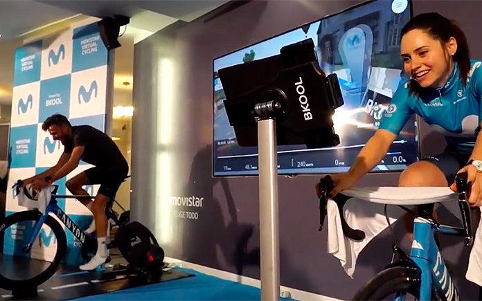 Movistar Virtual Cycling ciclismo virtual