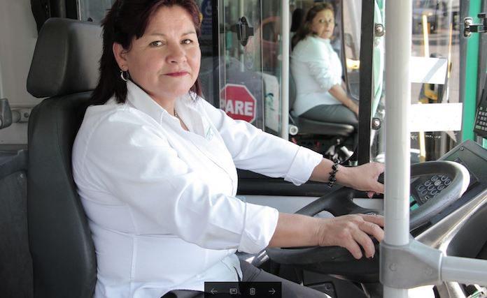 Mujeres conductoras