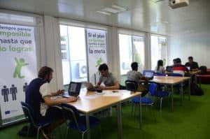 Espacio Coworking EOI Madrid