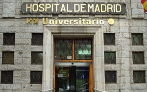 Telefonica HM Hospitales hospitales