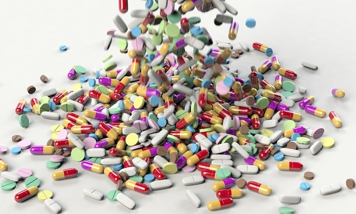 antibióticos, medicamentos, fármacos