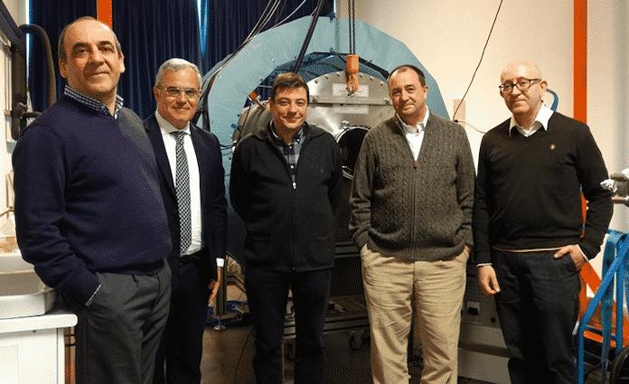motor de plasma para propulsar minisatélites UPM y Aernnova Aerospace