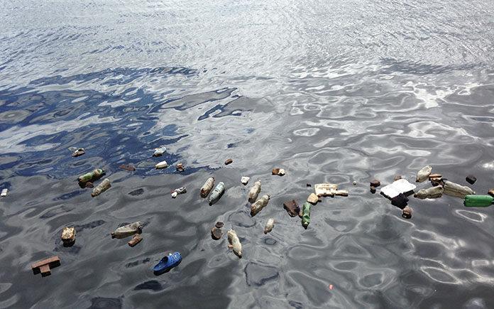 oceano contaminacion