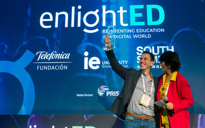 EnlightED educacion startup