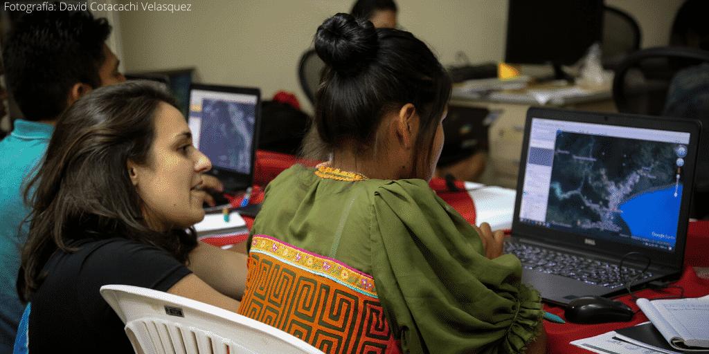 Pueblos indígenas tecnología