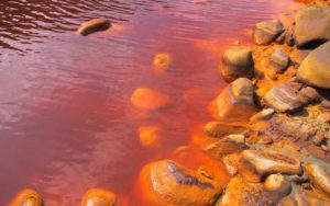 CAB y NASA Marte río Tinto