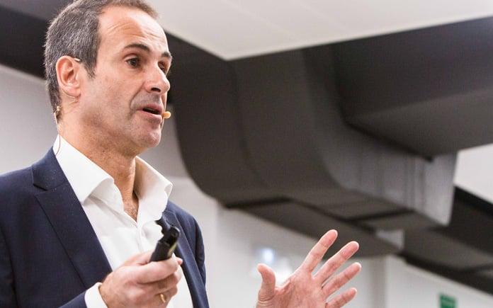 Ignacio Cea, director corporativo de Innovación y Ciberseguridad de Bankia