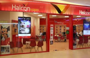 Halcon Viajes inteligencia artificial