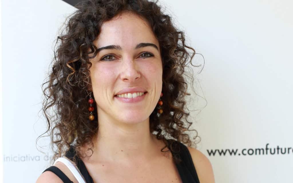 Cristina Romera investigadora ComFuturo CSIC