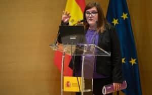 mujer innovación informe Teresa Riesgo, secretaria general de Innovación