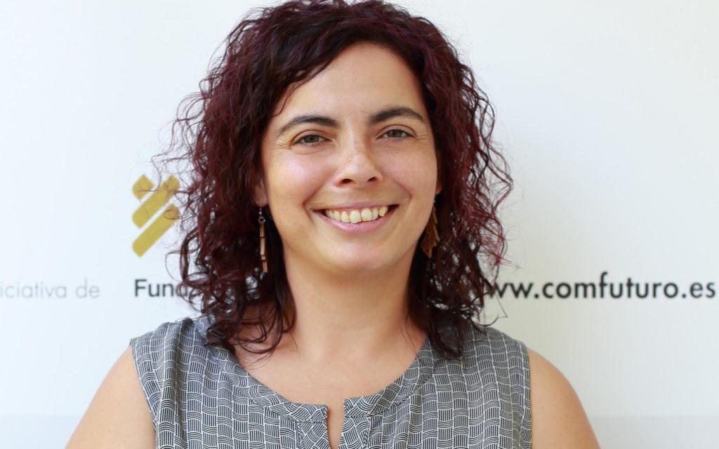 Cristina Postigo investigadora ComFuturo proyecto enfocar aguas