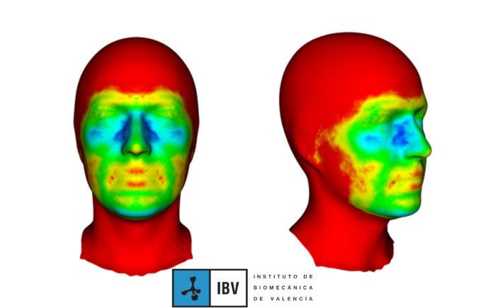 IBV mascarillas centro tecnologico