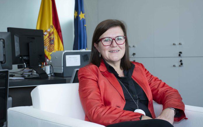 Teresa Riesgo secretaria general de Innovación