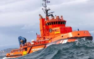 Salvamento Marítimo premios ODS 14 ODS14
