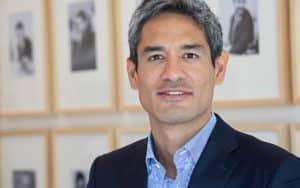 Orlando Vergara, director de Neurología de Novartis.
