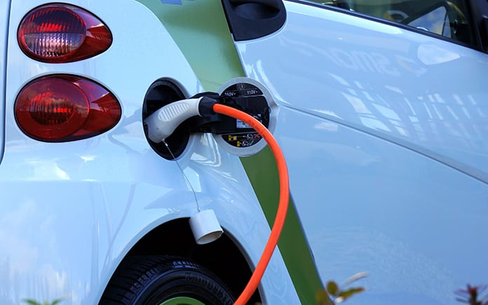 coches electricos baterias