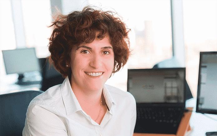 Luz López, directora del Ecosistema Más Empresa de Ibercaja.