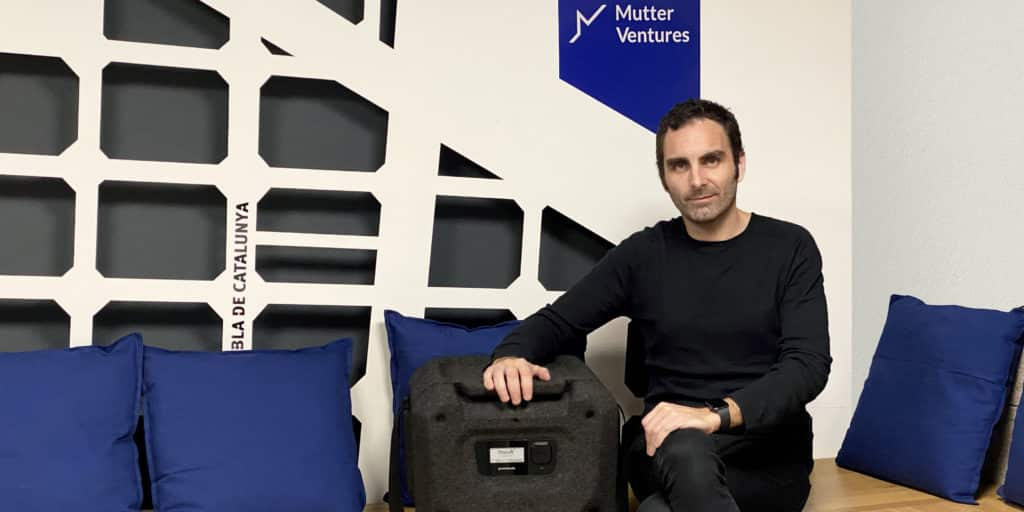 christian rodriguez presidente cofundador Mutter ventures